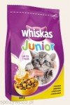 KARMA Whiskas sucha 300g opak.7 JUNIOR
