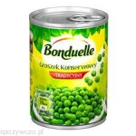 BONDUELLE Groszek 400ml opak.12