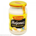 WINIARY majonez 400ml opak.8