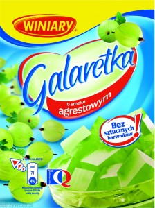 winiary galaretka agrestowa