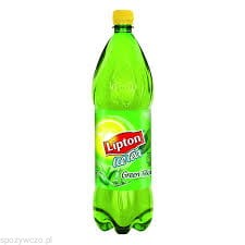 Napój LIPTON 1,5l GREEN ice tea opak.9