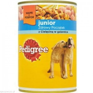 KARMA PEDIGREE puszka JUNIOR cielęca 400g.jpg